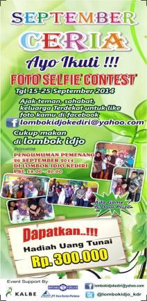 Lombok Idjo Selfi