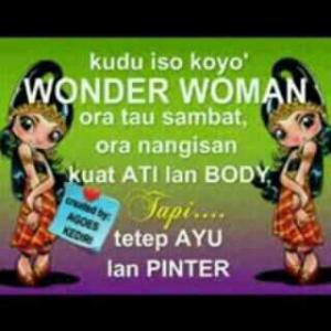 DP BBM - Wonder Woman